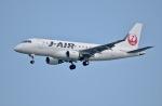柏の子?さんが、羽田空港で撮影したジェイ・エア ERJ-170-100 (ERJ-170STD)の航空フォト(写真)