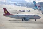 徳兵衛さんが、関西国際空港で撮影した天津航空 A320-232の航空フォト(写真)