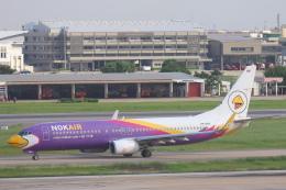 安芸あすかさんが、ドンムアン空港で撮影したノックエア 737-8ASの航空フォト(飛行機 写真・画像)