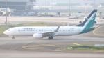 誘喜さんが、クアラルンプール国際空港で撮影したシルクエア 737-8SAの航空フォト(写真)