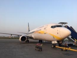 プネー国際空港 - Pune International Airport [PNQ/VAPO]で撮影されたプネー国際空港 - Pune International Airport [PNQ/VAPO]の航空機写真