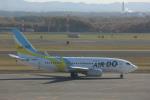meijeanさんが、新千歳空港で撮影したAIR DO 737-781の航空フォト(写真)