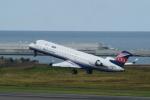 kij niigataさんが、新潟空港で撮影したアイベックスエアラインズ CL-600-2C10 Regional Jet CRJ-702の航空フォト(写真)