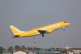 meijeanさんが、札幌飛行場で撮影したフジドリームエアラインズ ERJ-170-200 (ERJ-175STD)の航空フォト(写真)