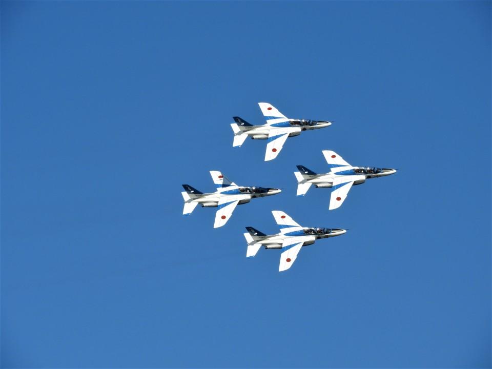 おっつんさんの航空自衛隊 Kawasaki T-4 (66-5745) 航空フォト