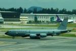 reonさんが、シンガポール・チャンギ国際空港で撮影したシンガポール空軍 KC-135R Stratotanker (717-148)の航空フォト(写真)