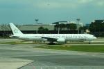 reonさんが、シンガポール・チャンギ国際空港で撮影したシンガポール航空 777-312/ERの航空フォト(写真)