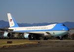 new_2106さんが、横田基地で撮影したアメリカ空軍 VC-25A (747-2G4B)の航空フォト(写真)
