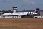 ぶる~すかい。さんが、広島空港で撮影したアイベックスエアラインズ CL-600-2C10 Regional Jet CRJ-702ERの航空フォト(写真)