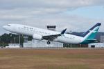 ぶる~すかい。さんが、広島空港で撮影したシルクエア 737-8-MAXの航空フォト(写真)