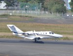 M.Ochiaiさんが、宮崎空港で撮影したオートパンサー 525A Citation CJ1の航空フォト(写真)