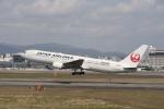 lonely-wolfさんが、伊丹空港で撮影した日本航空 767-346/ERの航空フォト(写真)