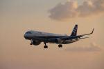 はるさんが、山口宇部空港で撮影した全日空 A321-211の航空フォト(飛行機 写真・画像)