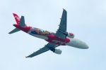 まいけるさんが、ドンムアン空港で撮影したエアアジア・インドネシア A320-216の航空フォト(写真)