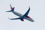 まいけるさんが、ドンムアン空港で撮影したタイ・ライオン・エア 737-8GPの航空フォト(写真)