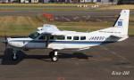 RINA-200さんが、福井空港で撮影したアジア航測 208 Caravan Iの航空フォト(写真)