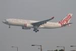 たみぃさんが、香港国際空港で撮影したヴァージン・オーストラリア A330-243の航空フォト(写真)