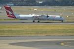 amagoさんが、シドニー国際空港で撮影したカンタスリンク DHC-8-400の航空フォト(写真)