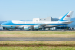 pinamaさんが、横田基地で撮影したアメリカ空軍 VC-25A (747-2G4B)の航空フォト(写真)