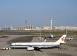 よんすけさんが、羽田空港で撮影した中国国際航空 A330-343Eの航空フォト(写真)