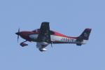 korosukeさんが、南紀白浜空港で撮影した日本法人所有 SR22 GTSの航空フォト(写真)