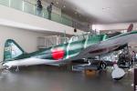 Mame @ TYOさんが、大和ミュージアムで撮影した日本海軍 Zero 62/A6M7の航空フォト(写真)