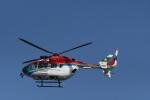 mierukamoさんが、松山空港で撮影した愛媛県消防防災航空隊 BK117C-2の航空フォト(写真)