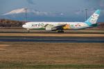 Simeonさんが、新千歳空港で撮影したAIR DO 767-381の航空フォト(写真)