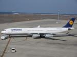 そのまんま南さんが、中部国際空港で撮影したルフトハンザドイツ航空の航空フォト(写真)