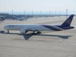 そのまんま南さんが、中部国際空港で撮影したタイ国際航空 777-3D7の航空フォト(写真)