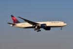 Timothy✈︎NRTさんが、成田国際空港で撮影したデルタ航空 777-232/LRの航空フォト(写真)