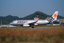 ふるぴーさんが、松山空港で撮影したジェットスター・ジャパン A320-232の航空フォト(飛行機 写真・画像)