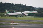 motokimuさんが、成田国際空港で撮影したエバー航空 A321-211の航空フォト(写真)