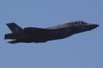 マリオ先輩さんが、横田基地で撮影したアメリカ海兵隊 F-35B Lightning IIの航空フォト(写真)