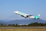 トールさんが、静岡空港で撮影したエアソウル A321-200の航空フォト(写真)