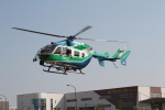 go44さんが、神戸ヘリポートで撮影した兵庫県消防防災航空隊 BK117C-2の航空フォト(写真)