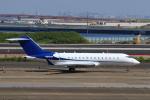 たまさんが、羽田空港で撮影したBANK OF UTAH TRUSTEE BD-700-1A11 Global 5000の航空フォト(写真)