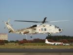 おっつんさんが、入間飛行場で撮影した海上自衛隊 SH-60Kの航空フォト(写真)