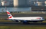 Wasawasa-isaoさんが、羽田空港で撮影したブリティッシュ・エアウェイズ 777-236/ERの航空フォト(写真)
