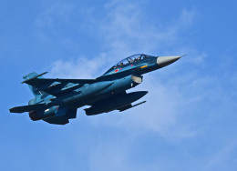 がいなやつさんが、築城基地で撮影した航空自衛隊 F-2Bの航空フォト(飛行機 写真・画像)