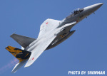 snowmanさんが、小松空港で撮影した航空自衛隊 F-15J Eagleの航空フォト(写真)