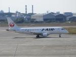 リンダさんが、松山空港で撮影したジェイ・エア ERJ-170-100 (ERJ-170STD)の航空フォト(写真)