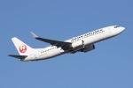 mototripさんが、成田国際空港で撮影した日本航空 737-846の航空フォト(写真)
