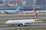 虎太郎19さんが、福岡空港で撮影したキャセイドラゴン A330-342の航空フォト(写真)
