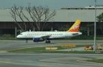 さんみさんが、シンガポール・チャンギ国際空港で撮影したドゥルク航空 A319-115の航空フォト(写真)