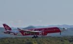 Take51さんが、新千歳空港で撮影したエアアジア・エックス A330-343Xの航空フォト(写真)