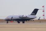 yabyanさんが、中部国際空港で撮影したアメリカ個人所有 CL-600-2B16 Challenger 604の航空フォト(飛行機 写真・画像)