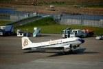 はしもんさんが、仙台空港で撮影したスーパーコンステレーション飛行協会 DC-3Aの航空フォト(写真)