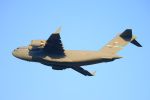 Nambu201さんが、横田基地で撮影したアメリカ空軍 C-17A Globemaster IIIの航空フォト(写真)