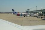 ピーノックさんが、大連周水子国際空港で撮影した9エア 737-86Xの航空フォト(写真)